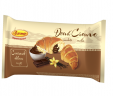 Croissant cu cremă de ciocolată şi vanilie